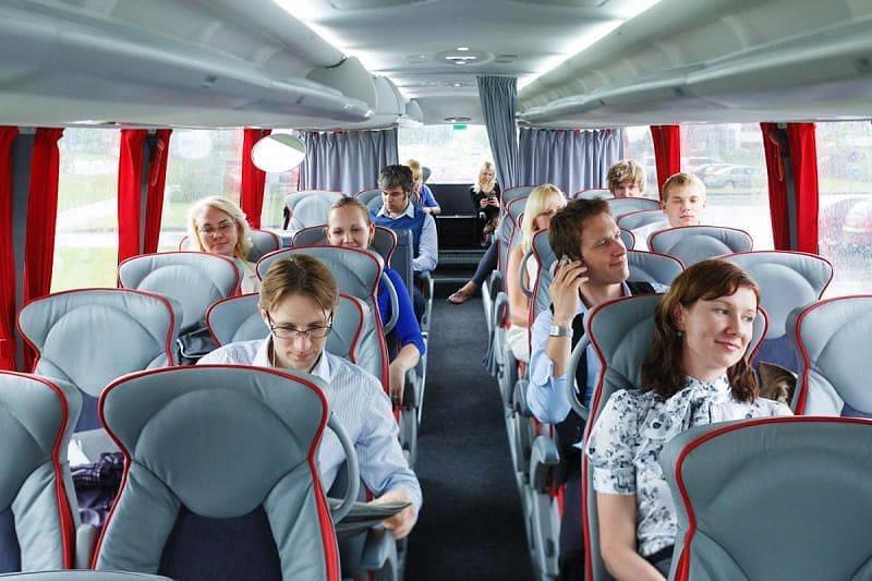 Пассажирские перевозки есть ли место к спецтехника казань купить